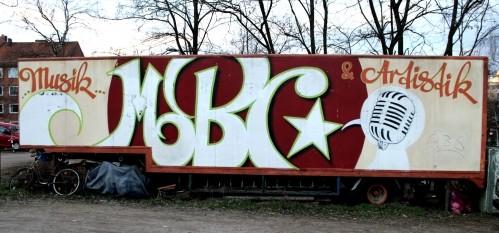 MBC Bühnenwagen